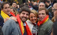 La derecha asturiana respalda la movilización de Madrid para exigir elecciones a Pedro Sánchez