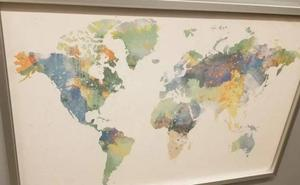 El error garrafal de este mapa de Ikea: ¿sabes qué falta?