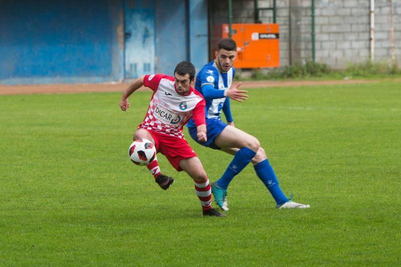Real Avilés 0-1 Llanera, en imágenes