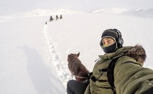 El viajero del hielo asturiano
