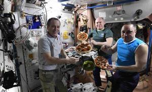 La investigación asturiana llega al espacio exterior