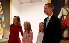 La monarquía asturiana tira del Museo de Covadonga