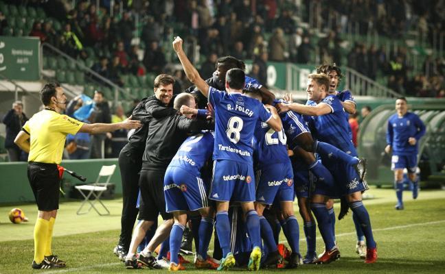El Oviedo crece desde la confianza