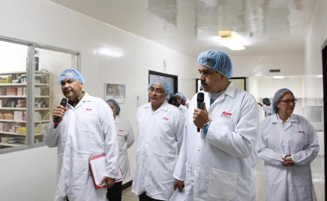 Venezuela acusa al dueño asturiano de SM Pharma de desviar 120 millones