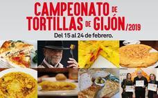 Disfruta del Campeonato de tortillas de Gijón
