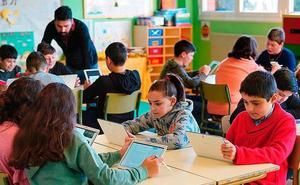 El colegio de Villayón, sobresaliente en creatividad