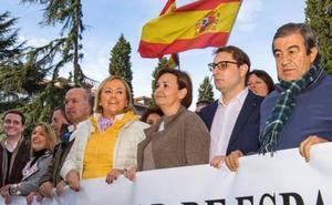 El PP hace «una lectura positiva» de la presencia de Moriyón junto a Casado