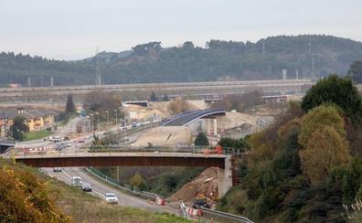 Dos detenidos en Avilés cuando intentaban robar cable de alumbrado en las obras de la autovía