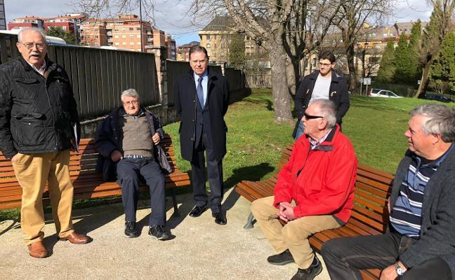 Canteli quiere convertir la plaza de toros «en un recinto ferial y de conciertos»