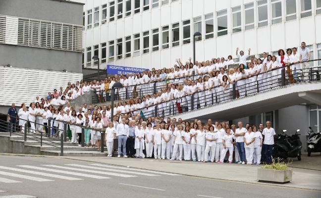 Broche dorado a los 50 años del Hospital de Cabueñes