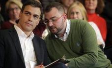 Adrián Barbón: «Estamos preparados para ir a las elecciones cuando el presidente diga»