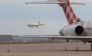 Pola asegura que «la mejora de las conexiones aéreas desde Asturias no finaliza con el concurso de vuelos»