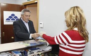 Álvaro Muñiz defiende un proyecto que dé continuidad al de Moriyón en Gijón