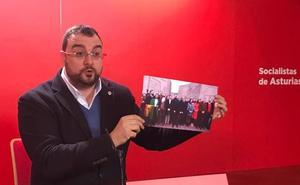 Barbón afirma que la manifestación del domingo «solo beneficia a la extrema derecha y a Carmen Moriyón»