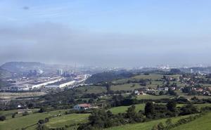 El Principado instala una nueva estación de calidad del aire en Gijón