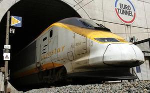 La UE solo garantiza tres meses la conexión ferroviaria con el Reino Unido tras un 'Brexit' sin acuerdo