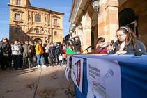 Los escolares asturianos se hacen oír en el Día de la Radio