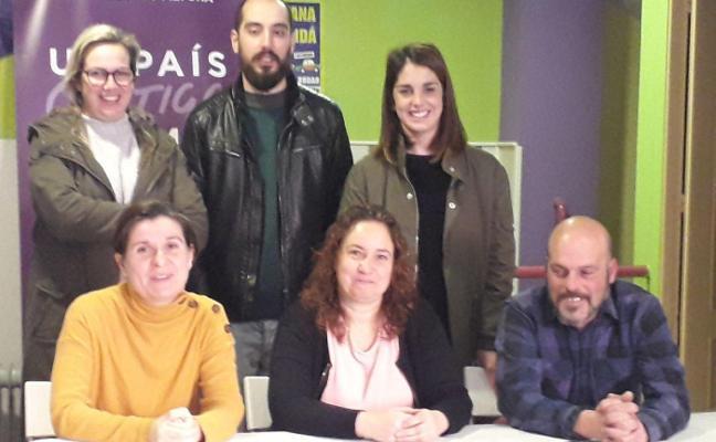 Patricia García Moro será la candidata de Podemos a la Alcaldía de Mieres