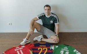 Carlos Ruesga, el único español que ha ganado tres ligas consecutivas en tres países