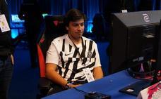 Jaime Álvarez, el campeón asturiano del deporte virtual