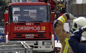Los bomberos llegan a un «acuerdo de mínimos» con el Ayuntamiento de Oviedo
