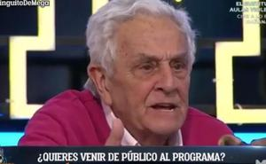 El gran cabreo de un señor contra Pedrerol: «No me pilláis nunca más»