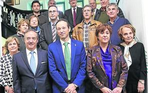 El médico que «llevaba en sus ojos el verde asturiano»