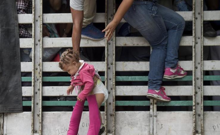 La tragedia de la emigración de los venezolanos