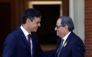 El secesionismo aúpa y derriba a Sánchez en solo ocho meses