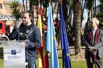 Oviedo homenajea a Eloy Palacio