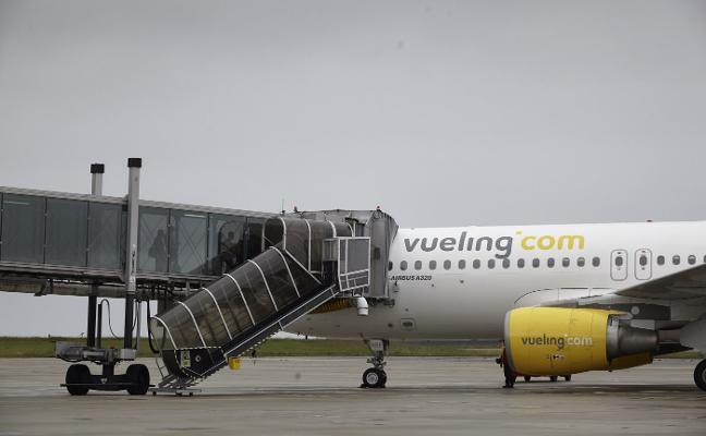 El Principado vuelve a fracasar en su intento de lograr rutas aéreas con París y Fráncfort