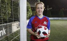 Segunda División Femenina: Carol: «Haber marcado en Segunda me da más confianza»