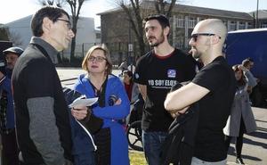 Ana Taboada reconoce que el Ayuntamiento de Oviedo «no ha estado a la altura» con la familia Eloy Palacio