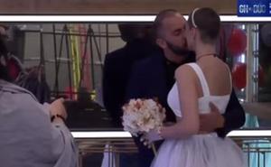 Así ha sido la inesperada boda de 'GH DÚO'