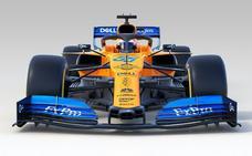 McLaren presenta el coche para la era post Fernando Alonso