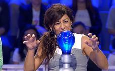 Cristina Medina ('La que se avecina') la lía en 'Pasapalabra'
