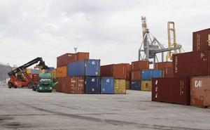 El Musel cae en el ranking nacional de puertos tras perder el 9,8% de sus tráficos
