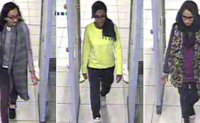 Una yihadista británica quiere regresar a Londres desde Siria para dar a luz
