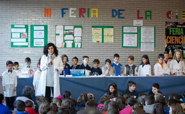 Laboratorio de genios en el École