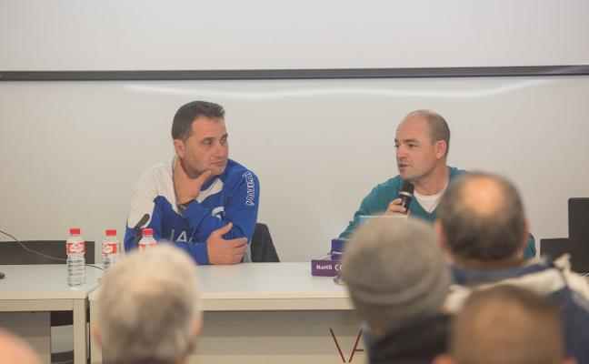 Las vivencias de Santiago López en la pesca submarina dan el salto a la literatura