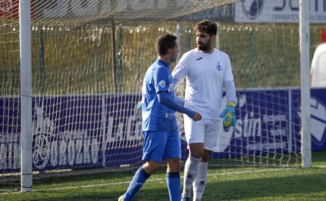 Borja Piquero recibe el alta e irá convocado el domingo
