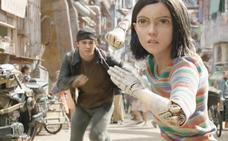 'Alita: Ángel de combate', 'Cafarnaúm' y 'Perdiendo el este', ya en los cines