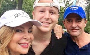 El reproche de Ana Obregón a Alessandro Lequio por la enfermedad de su hijo