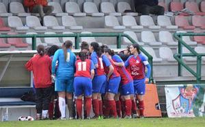Duelo directo entre el Gijón FF y el CD Monte