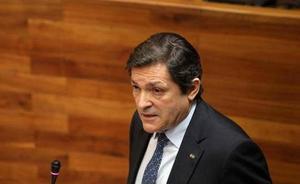 Javier Fernández: «Es la decisión del Presidente y es la que vale»