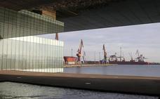 El Musel licita obras por más de cuatro millones de euros