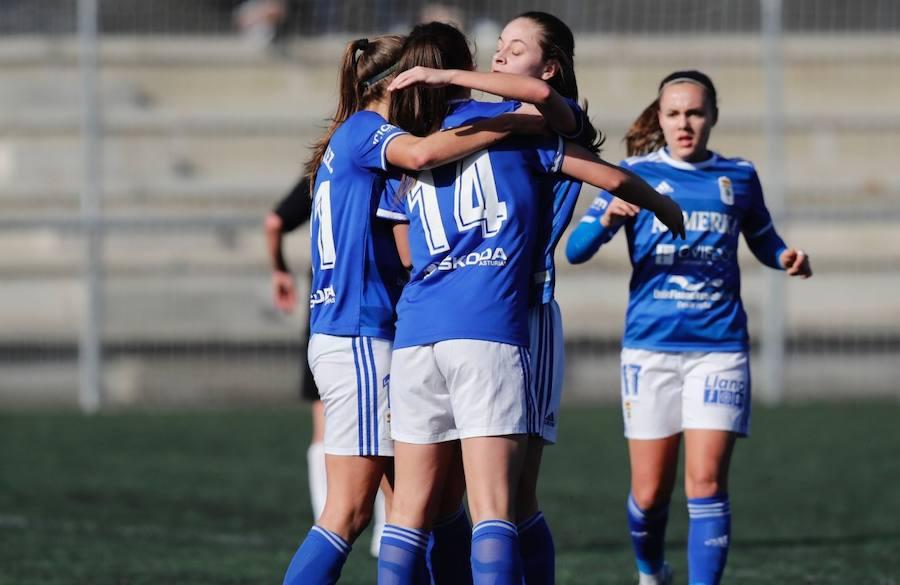 El Oviedo busca no perder el pulso al Dépor