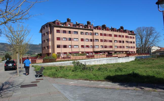 La alta demanda hace que se reactive la construcción de pisos en Villaviciosa