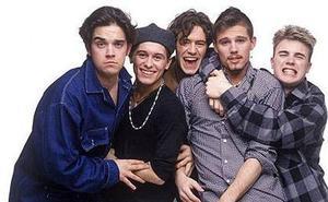 Hace 23 años 'Take That' se separaba y ocurría este 'dramafan'...