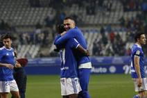Real Oviedo 1 - 0 Alcorcón, en imágenes